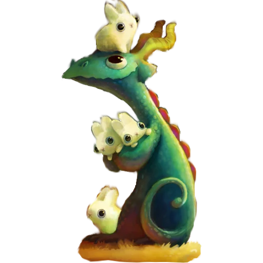 Little Dragons - Sticker 11