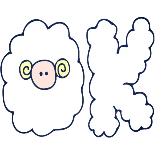 The sheeps - Sticker 8