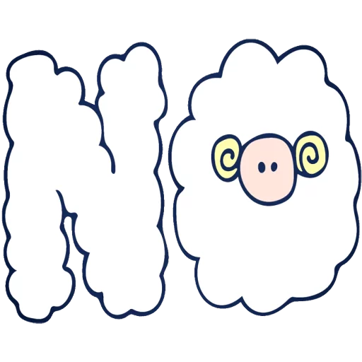 The sheeps - Sticker 9
