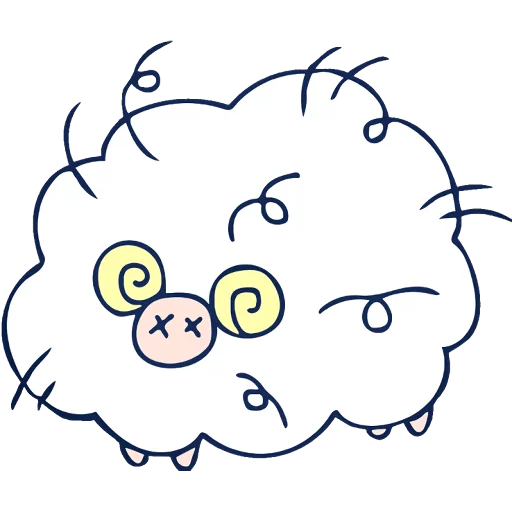 The sheeps - Sticker 13