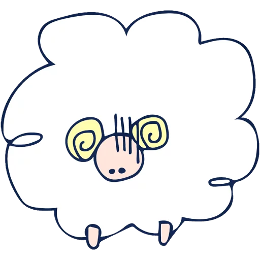 The sheeps - Sticker 12