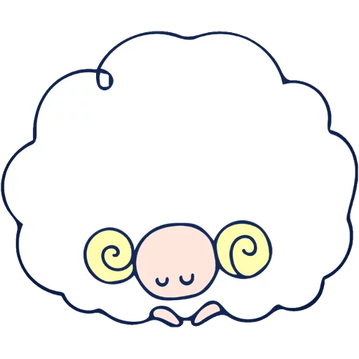 The sheeps - Sticker 16