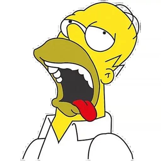 Simpsons1 - Sticker 26