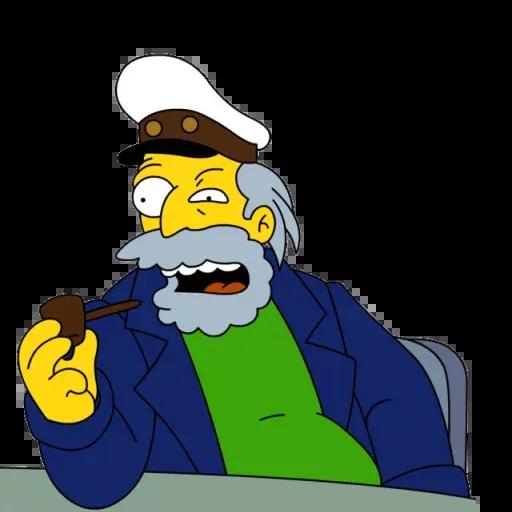 Simpsons1 - Sticker 5