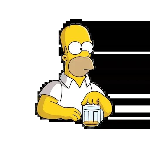 Simpsons1 - Sticker 21