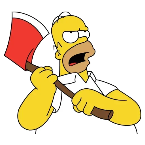 Simpsons1 - Sticker 29