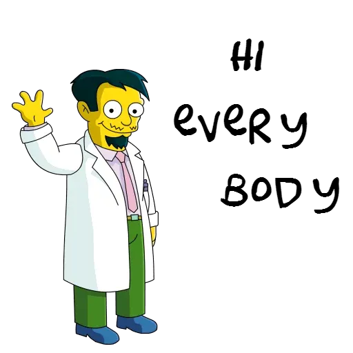 Simpsons1 - Sticker 4