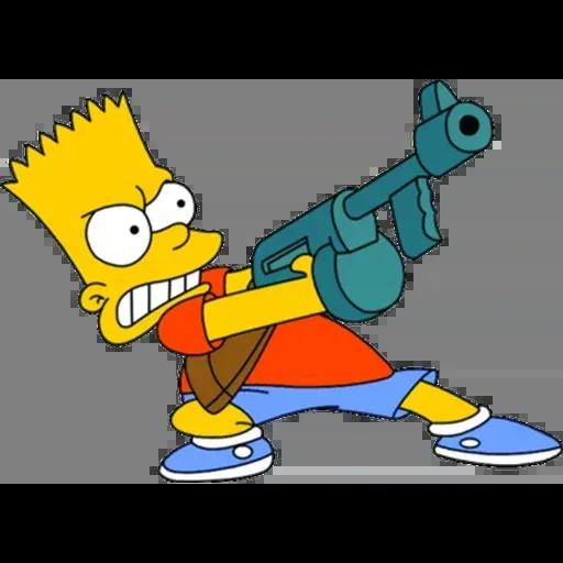 Simpsons1 - Sticker 13