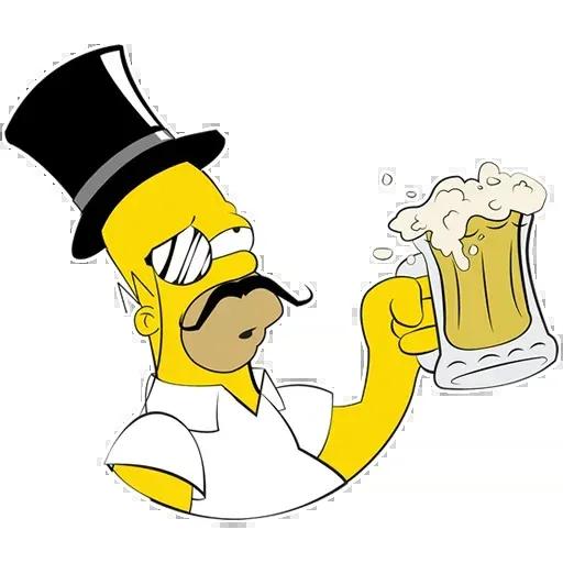 Simpsons1 - Sticker 30