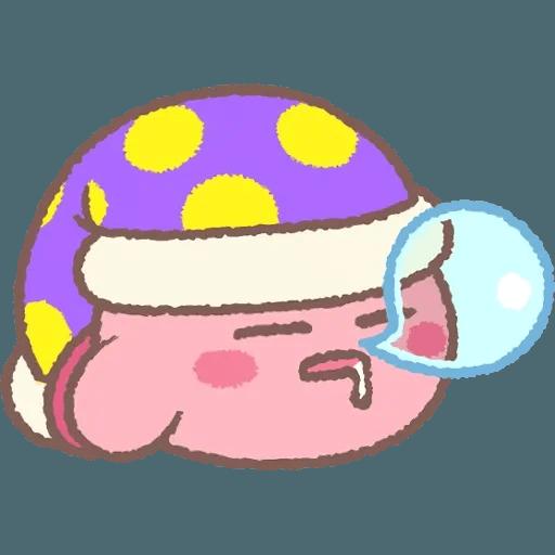 星之卡比 - Sticker 7