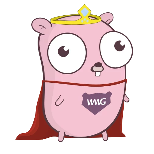 Gophergo - Sticker 4