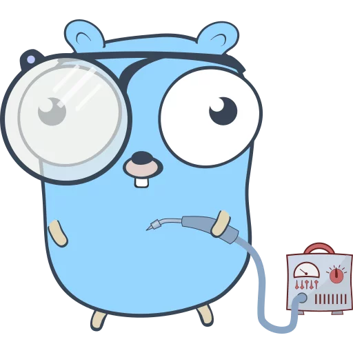 Gophergo - Sticker 3