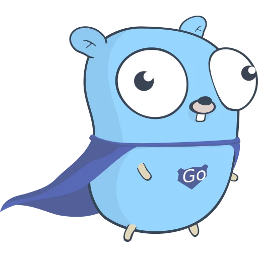 Gophergo - Sticker 1
