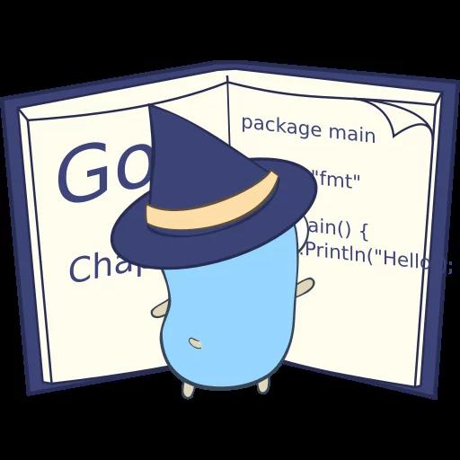 Gophergo - Sticker 6