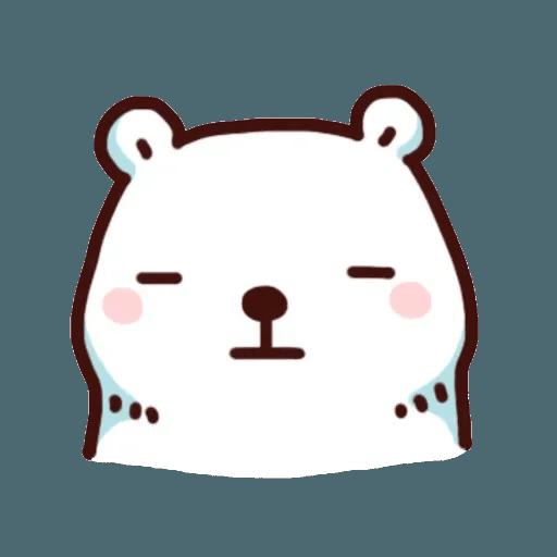 Bacbac4 - Tray Sticker