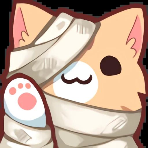 Neko's Emotes - Sticker 21