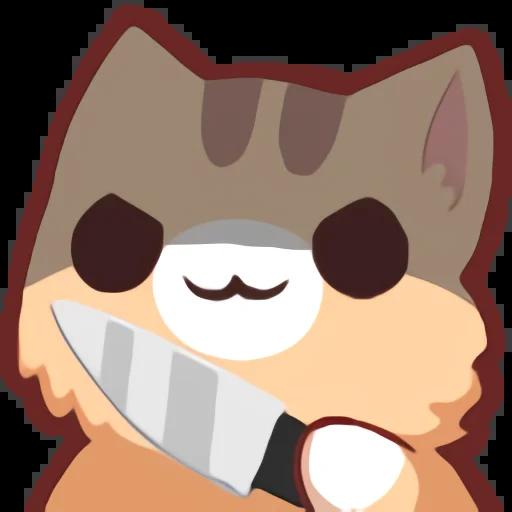 Neko's Emotes - Sticker 20