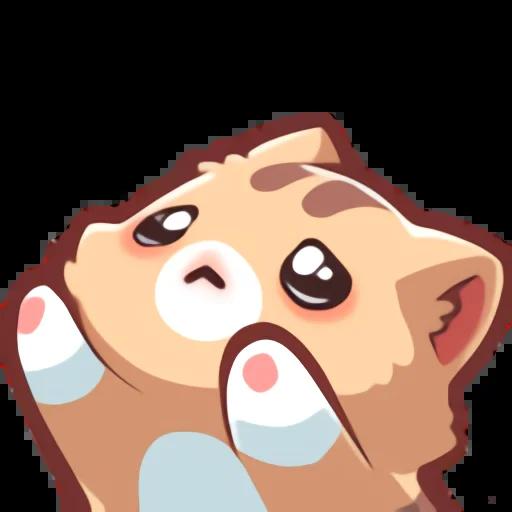 Neko's Emotes - Sticker 6