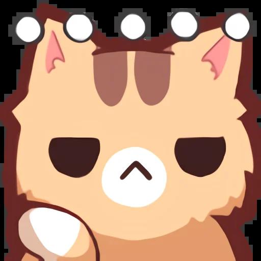 Neko's Emotes - Sticker 27