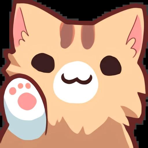 Neko's Emotes - Sticker 5