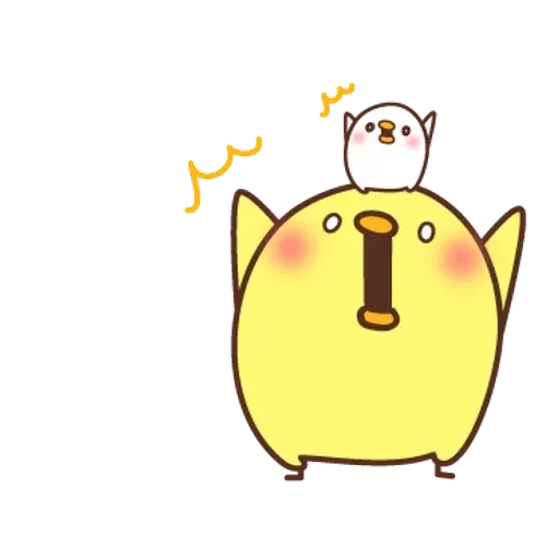 Chick - Sticker 28