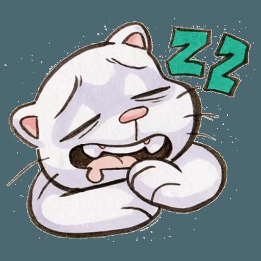 Yappy Cat - Sticker 18