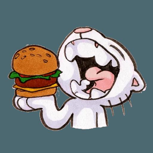 Yappy Cat - Sticker 22