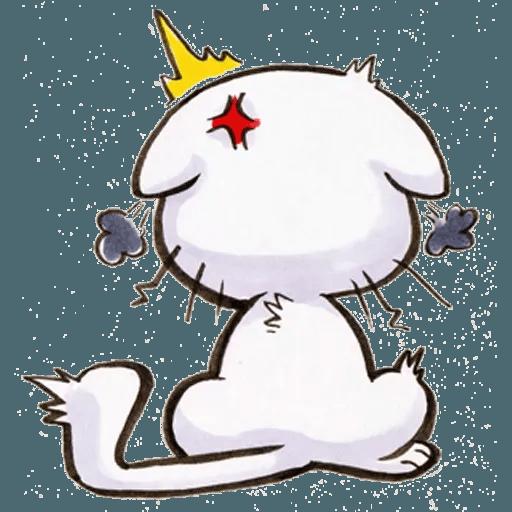 Yappy Cat - Sticker 25