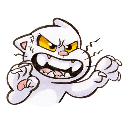 Yappy Cat - Sticker 21