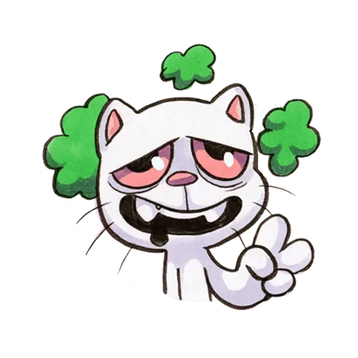 Yappy Cat - Sticker 27