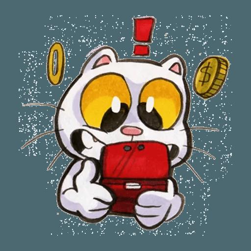 Yappy Cat - Sticker 13