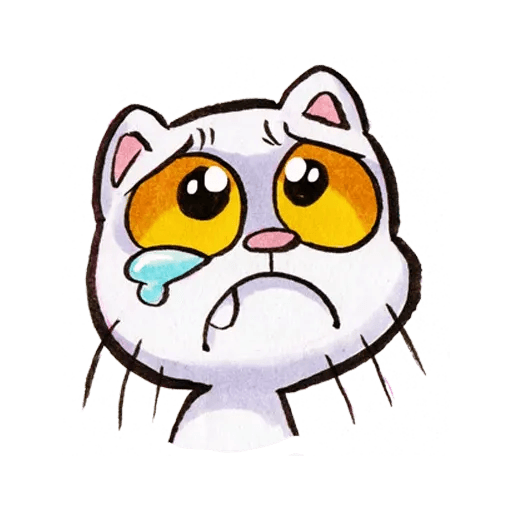Yappy Cat - Sticker 9
