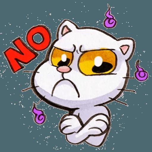 Yappy Cat - Sticker 24