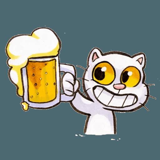 Yappy Cat - Sticker 19
