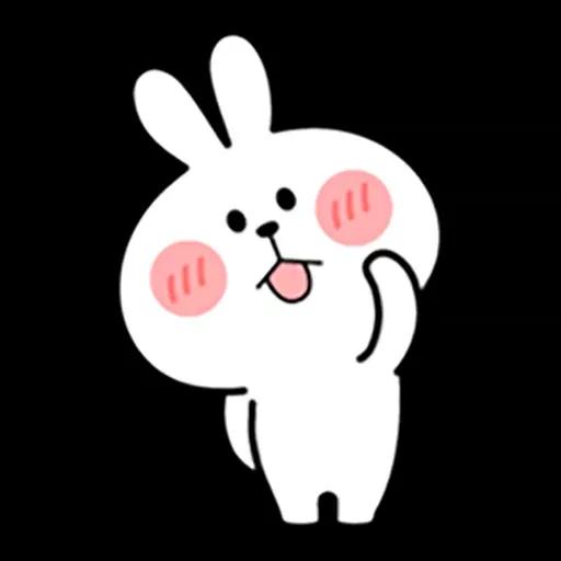 Spoiled rabbit 暴力互動版 2 - Sticker 13