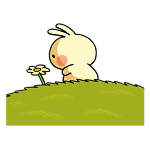 Spoiled rabbit 暴力互動版 2 - Sticker 18