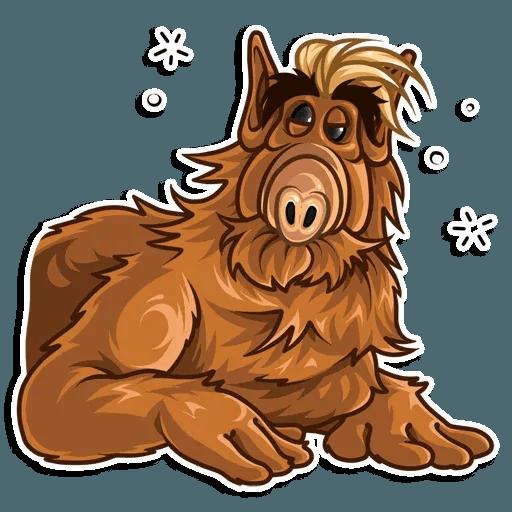 Alf - Sticker 8
