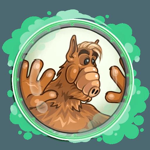 Alf - Sticker 26