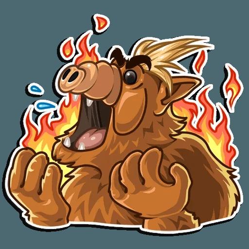 Alf - Sticker 18