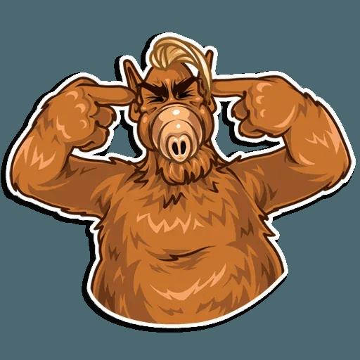 Alf - Sticker 27