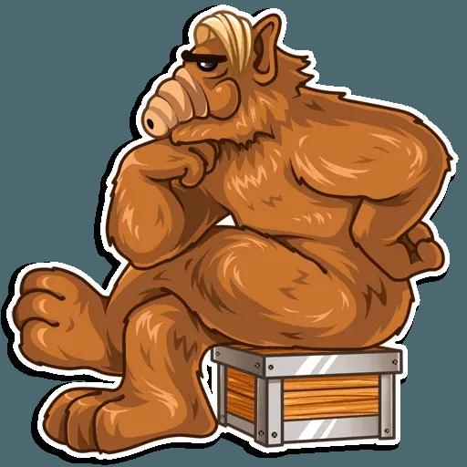 Alf - Sticker 11