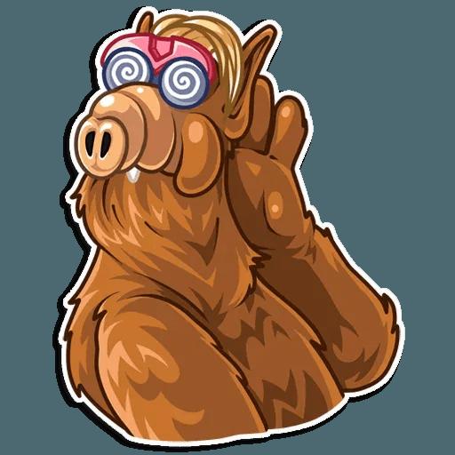Alf - Sticker 25