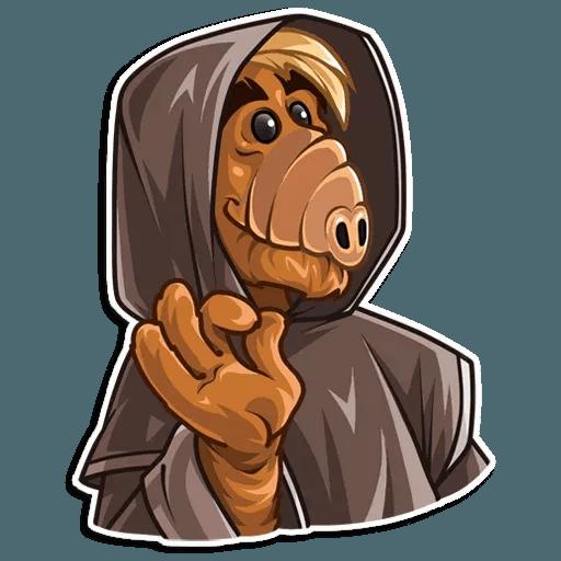 Alf - Sticker 16