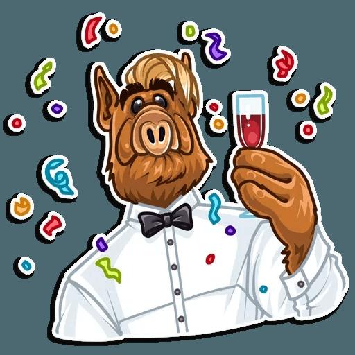 Alf - Sticker 14