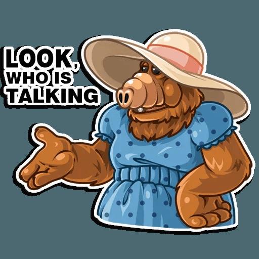 Alf - Sticker 28