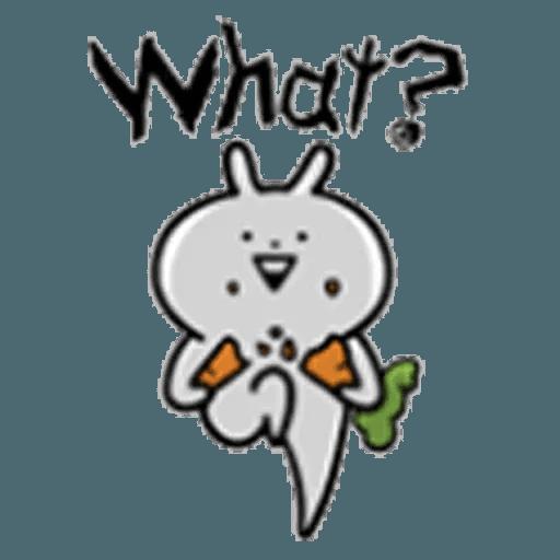 兔兔4 - Sticker 4
