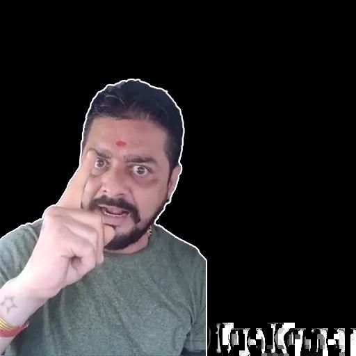 Hindustani bhauu - Sticker 24