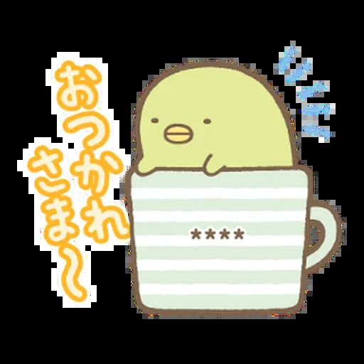 角落生物 日文篇2 - Sticker 6