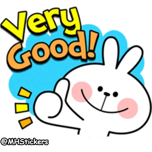 Rabbit - Sticker 8