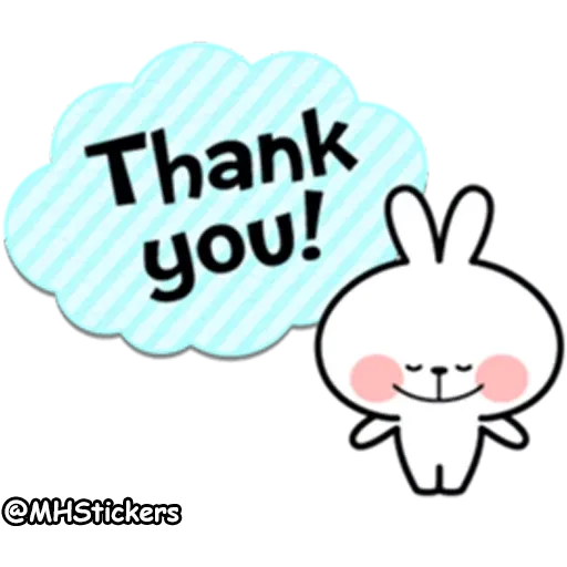 Rabbit - Sticker 7
